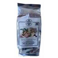 Mlesna Черный чай Персик с бергамотом