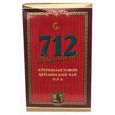 Чай Мастер Тим 712