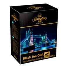Hampton Tea 250гр кр/лист