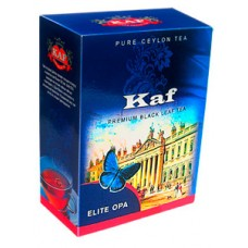 Kaf Tea - Чай Каф кр/лист 250гр