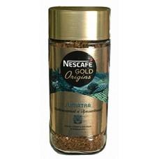 Nescafe Gold Origins Sumatra - Растворимый кофе
