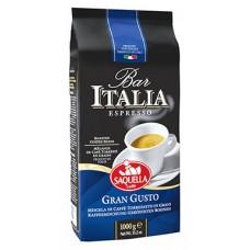 Сакуэлла кофе Bar Italia Gran Gusto1kg