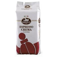 Saquella Espresso Crema Зерновой кофе Зерновой кофе